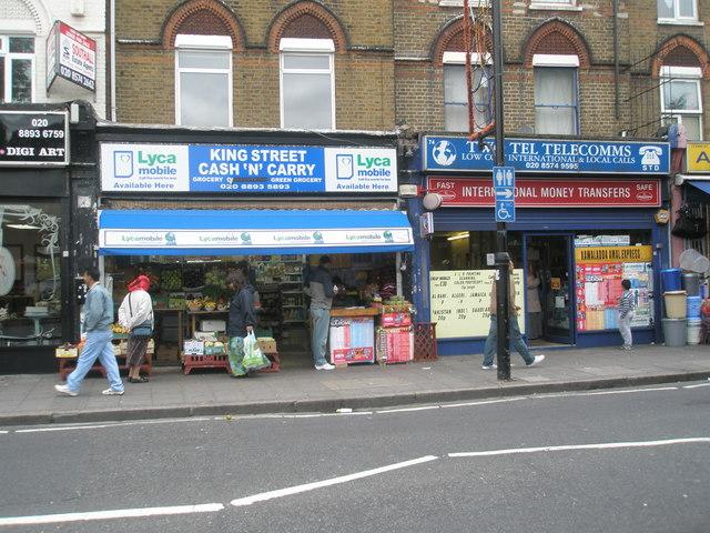 Shops in King Street (1)