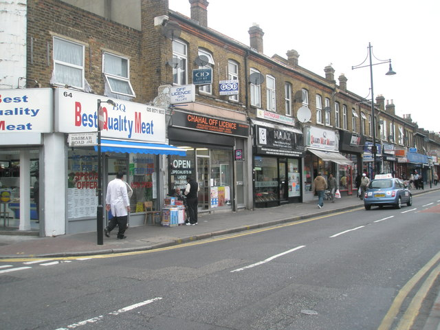 Shops in King Street (3)