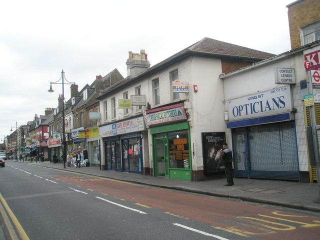 Shops in King Street (4)