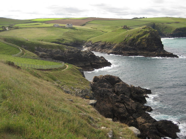 Doyden Point viewed from Kellan Head