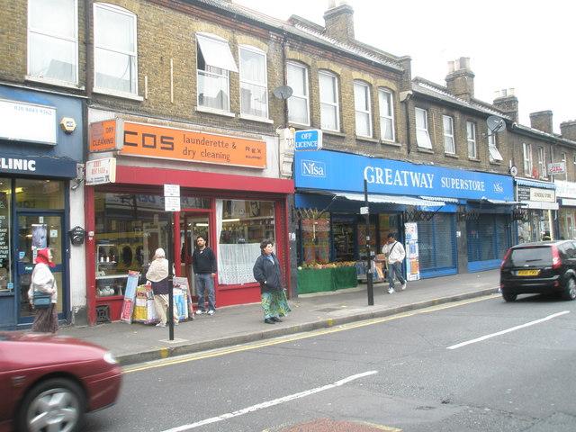 Shops in King Street (5)