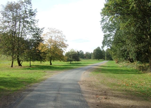 Parkland drive