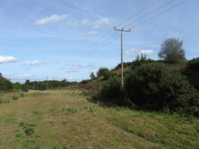Footpath Diversion, Novington Sandpit
