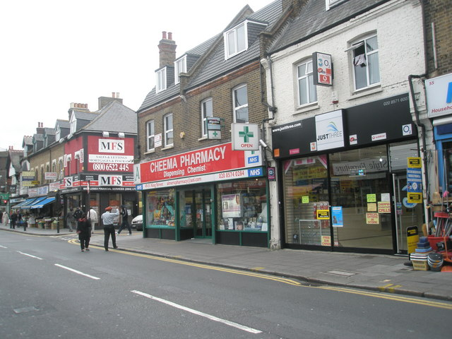 Shops in King Street (6)