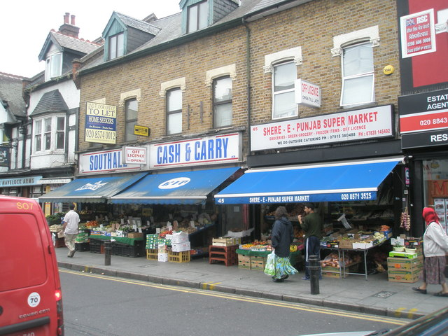 Southall Cash and Carry in King Street