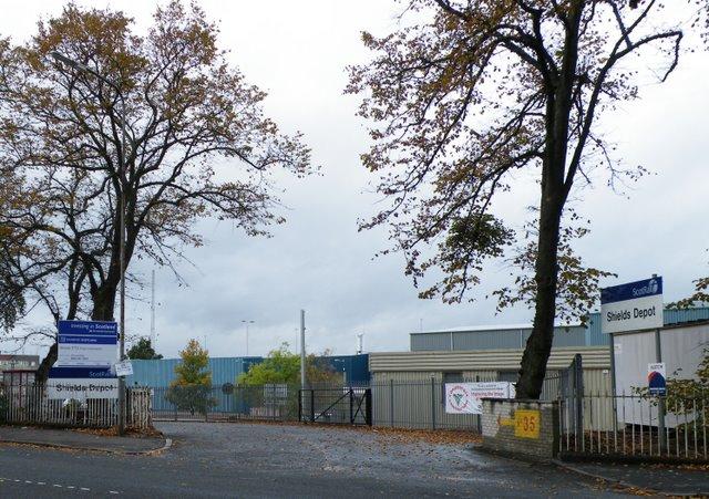 Shields Depot