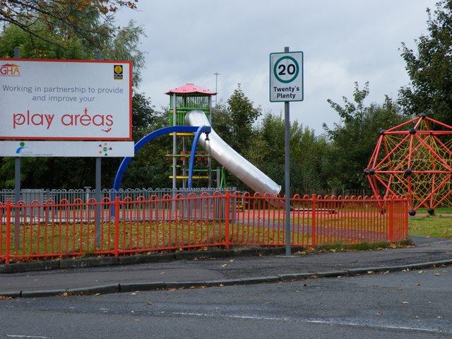 New playpark