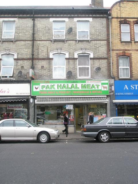 Pak Halal Meat in King Street