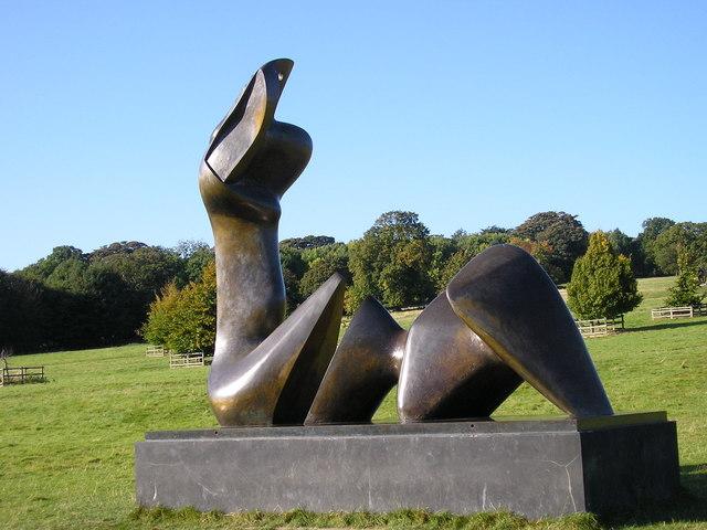 Yorkshire Sculpture Park - 4