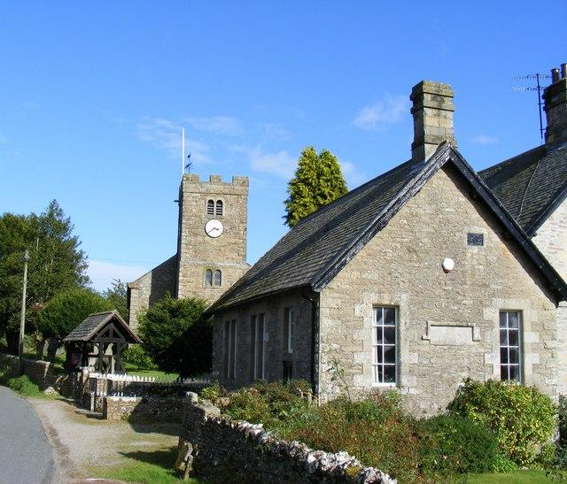 St Patrick's Church Bampton Grange