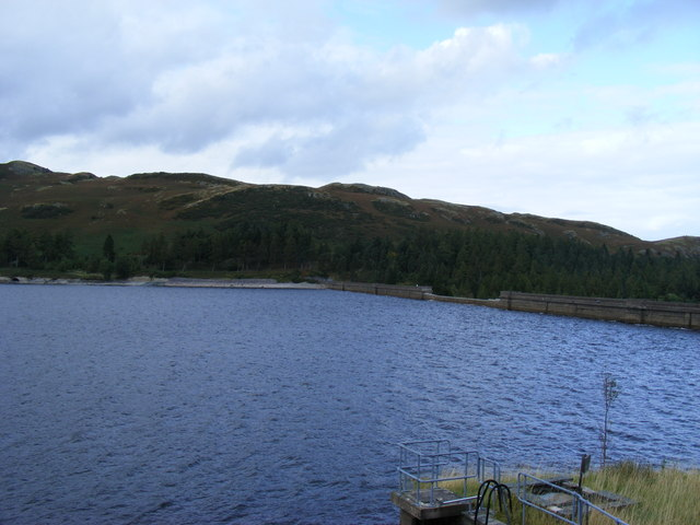 Haweswater Reservoir and Dam