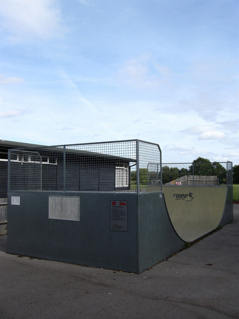 Skate Park, King George V Playing Fields
