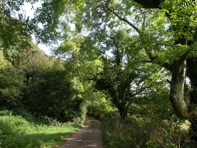 Footpath near Portlemore Barton (2)