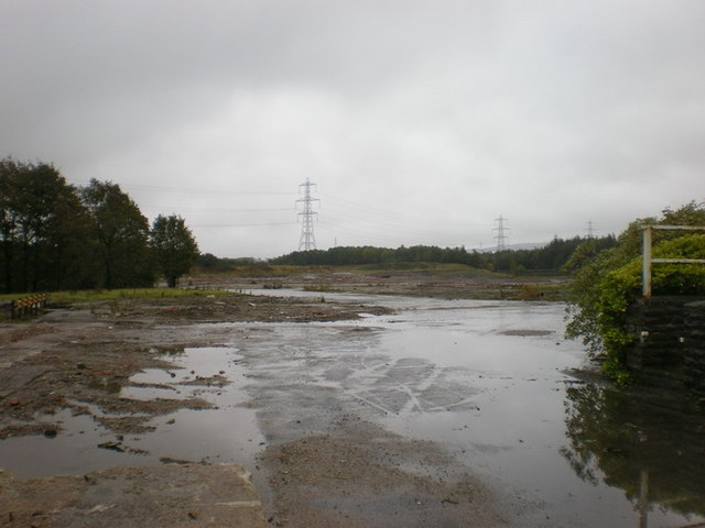 Former Blythe Chemical Works