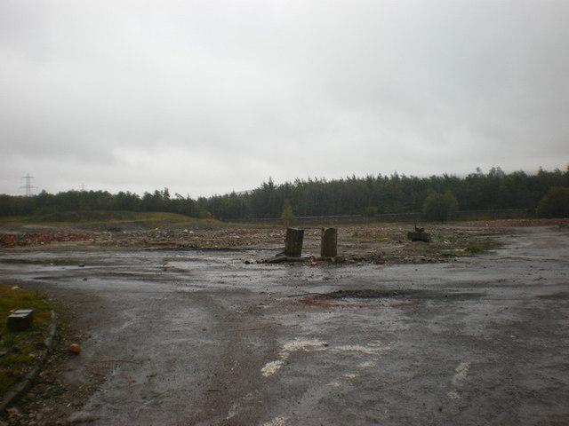Former Blythe Chemical Works