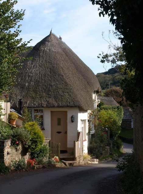 Cottage at Combe