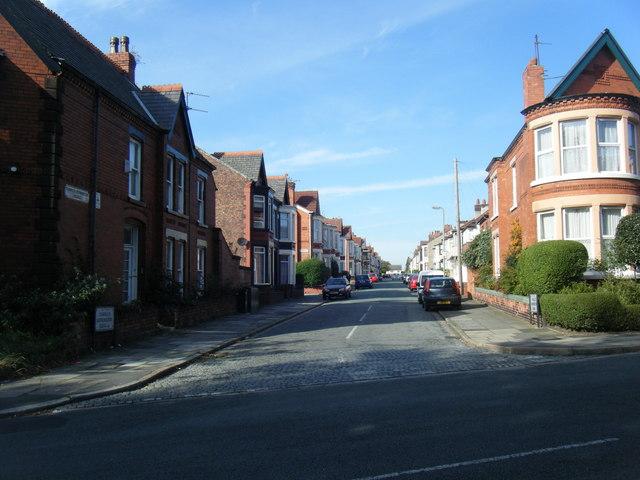Charles Berrington Road