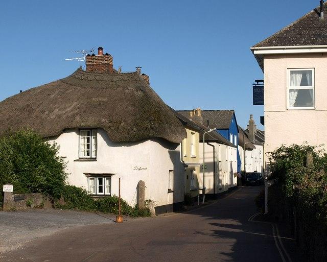 Higher Town, Malborough