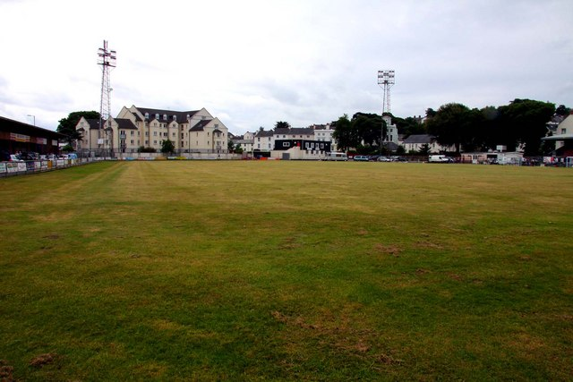 The Sports Ground home of Bideford AFC
