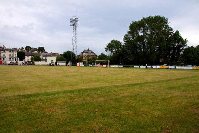 The Sports Ground home of Bideford AFC