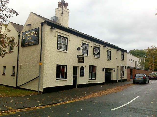The Crown Inn, Now a Free House