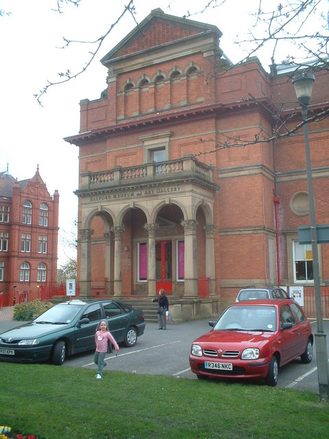Salford Museum and Art Gallery