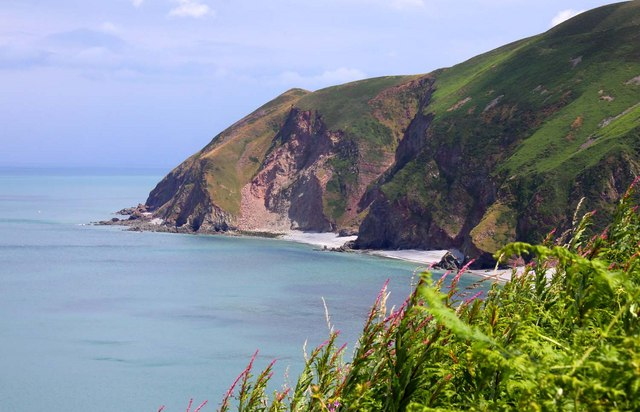 The Foreland overlooking Lynmouth Bay
