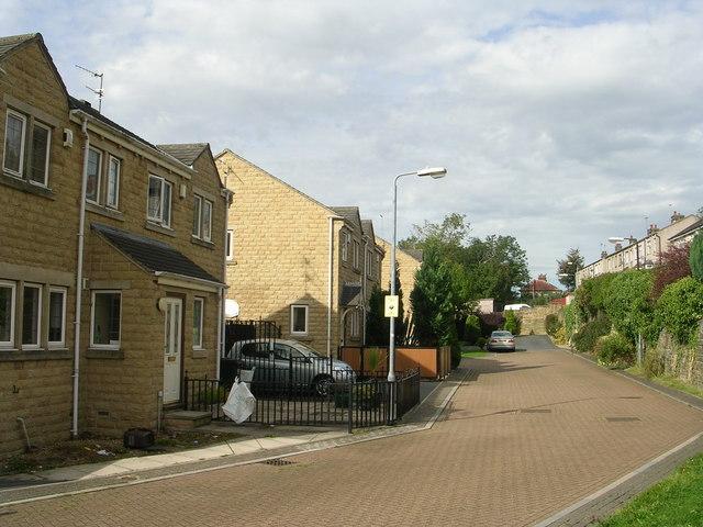 Old Schools Yard - Range Lane