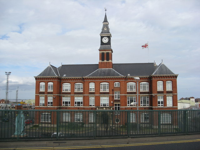 Grimsby - Associated British Ports Office