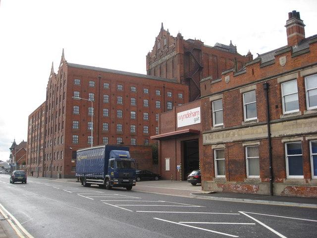 Grimsby - Victoria Mills