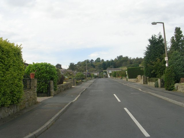 Jerwood Hill Close - Horley Green Road
