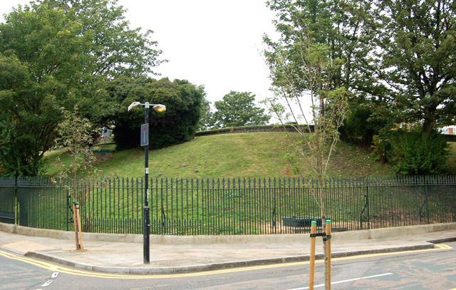Claremont square, Islington (1)