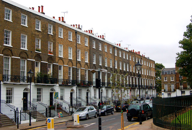 Claremont Square - London, Islington