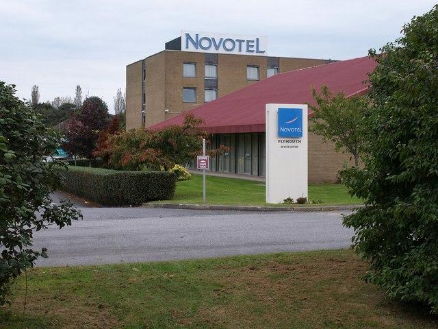 Novotel, Plymouth