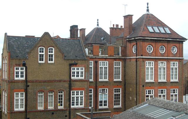 New River College, White Lion Street, Islington (3)