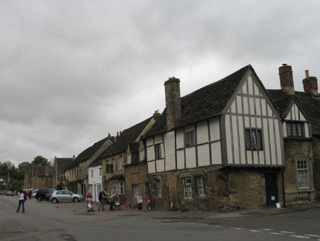 High Street at Lacock