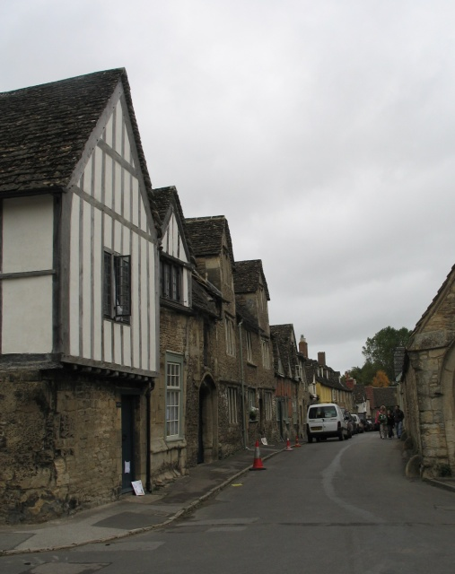East Street at Lacock