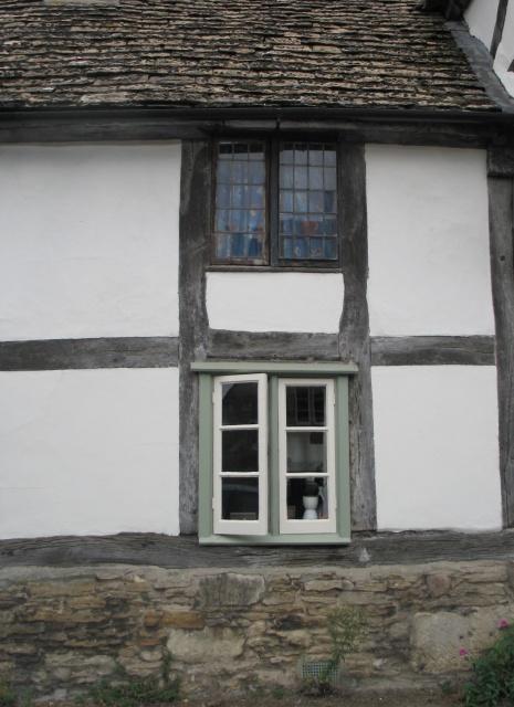 Timber-Framed Cottage at Lacock