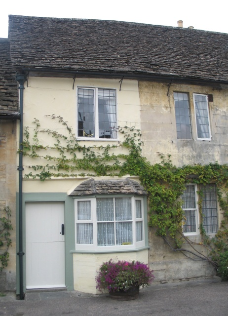 Terraced Cottage at Lacock
