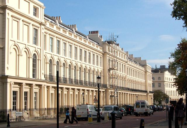Park Square East, Regents Park, London
