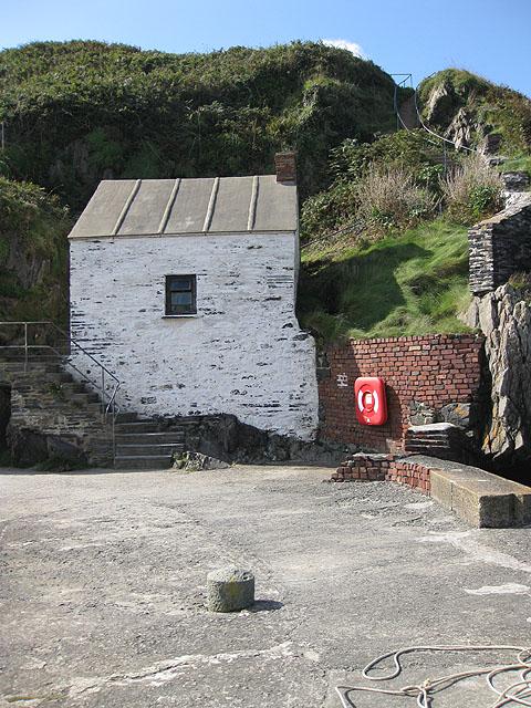Harbour pilot's office, Porthgain