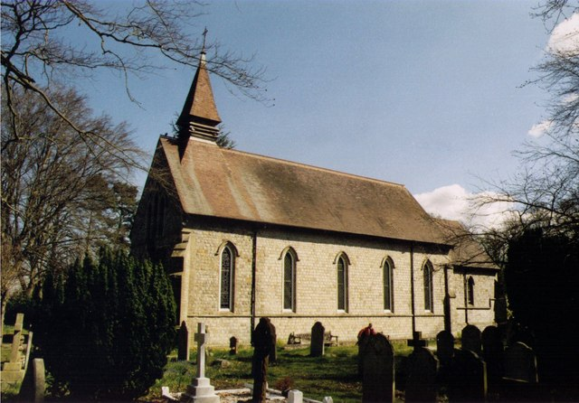Holy Trinity, West End