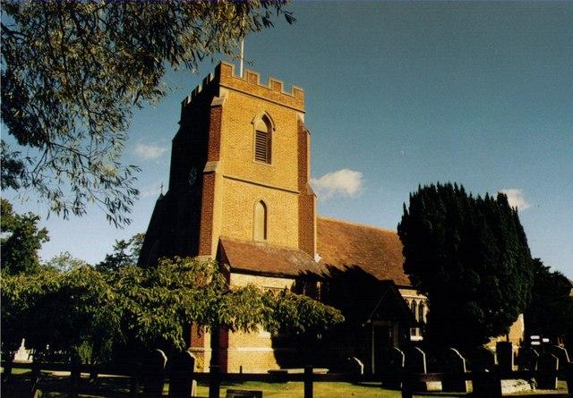 St John the Baptist, Windlesham