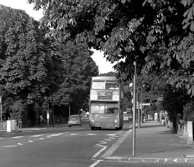 Brighton Road, Coulsdon