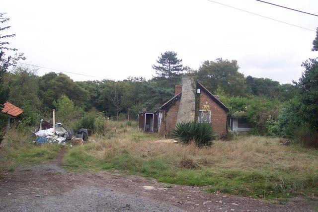 Derelict Cottage, Radfall