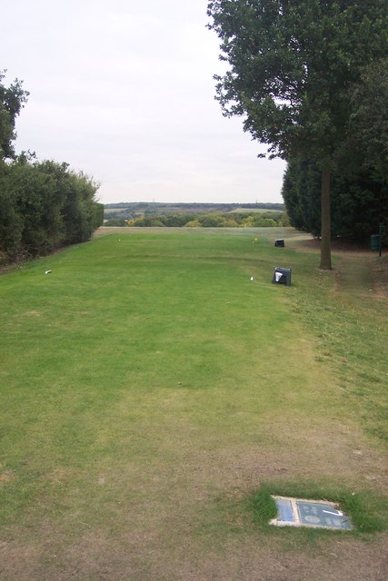 7th Tee Chestfield Golf Course