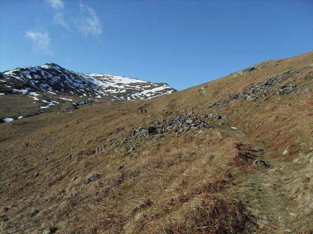 Path to Gavel Pike