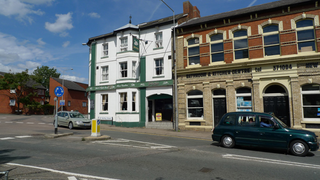 The Swan Hotel, High Street South, Fenny Stratford