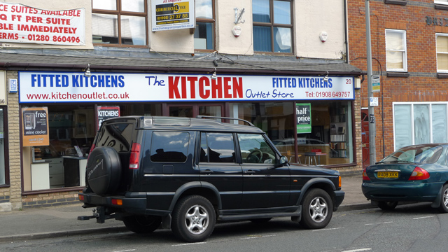 The Kitchen Outlet Store, High Street South