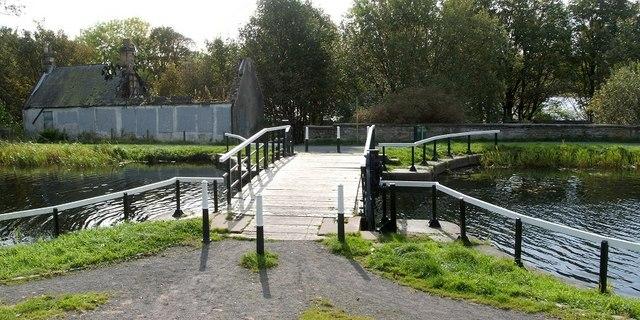 Ferrydyke Bascule Bridge